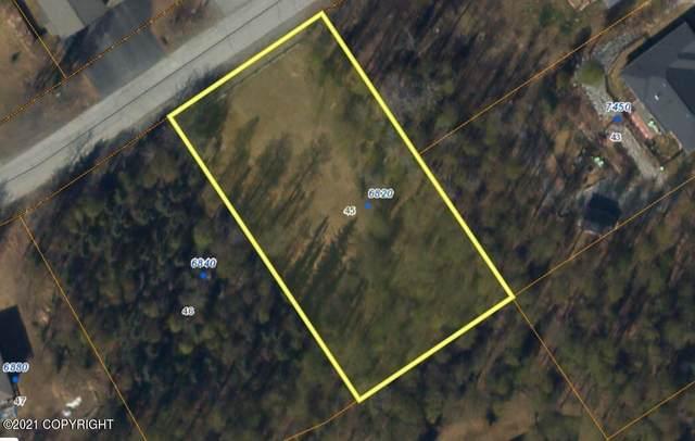6820 W Werner Drive, Wasilla, AK 99654 (MLS #21-11504) :: Daves Alaska Homes