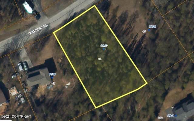 6840 W Werner Drive, Wasilla, AK 99654 (MLS #21-11505) :: Daves Alaska Homes