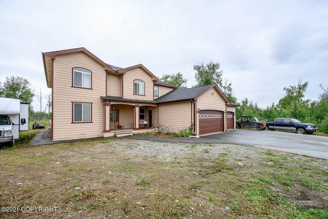 1684 W Gold Bar Road, Wasilla, AK 99654 (MLS #21-11553) :: Berkshire Hathaway Home Services Alaska Realty Palmer Office