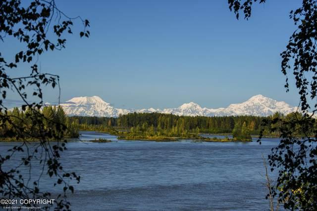 14627 E Ian Tawney Drive, Willow, AK 99688 (MLS #21-11637) :: RMG Real Estate Network | Keller Williams Realty Alaska Group