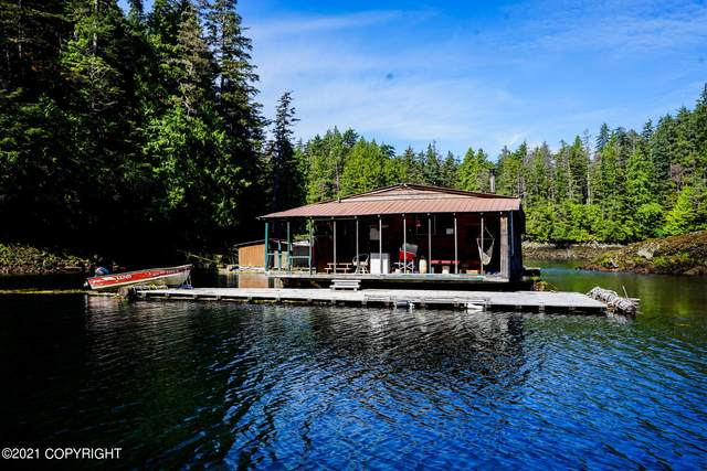 NHN Floathouse, Thorne Bay, AK 99919 (MLS #21-11667) :: Wolf Real Estate Professionals