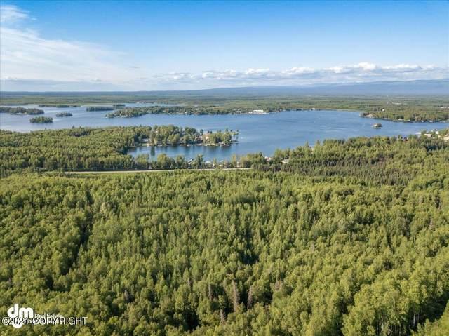 5809 S Big Lake Road, Big Lake, AK 99652 (MLS #21-11678) :: Berkshire Hathaway Home Services Alaska Realty Palmer Office