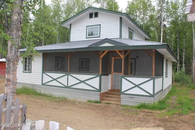15288 N Willow Station Road, Willow, AK 99688 (MLS #21-11793) :: RMG Real Estate Network | Keller Williams Realty Alaska Group
