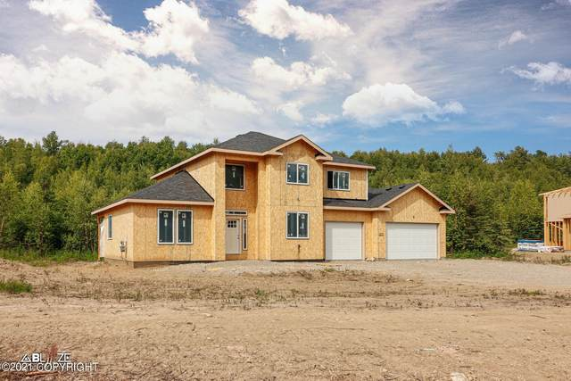 8787 E Windy Woods, Wasilla, AK 99654 (MLS #21-11844) :: RMG Real Estate Network | Keller Williams Realty Alaska Group