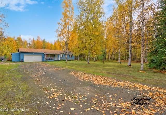 1370 Toolik Drive, North Pole, AK 99705 (MLS #21-11879) :: Wolf Real Estate Professionals