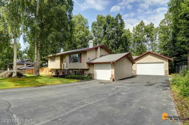 17723 Chilkat Court, Eagle River, AK 99577 (MLS #21-11943) :: Daves Alaska Homes