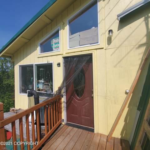 7758 E Petersville Road, Trapper Creek, AK 99683 (MLS #21-11997) :: Wolf Real Estate Professionals