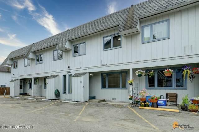 2904 W Northern Lights Boulevard #3F, Anchorage, AK 99517 (MLS #21-12015) :: Alaska Realty Experts