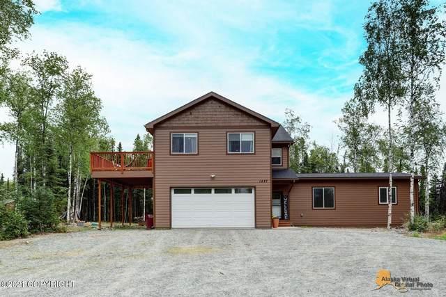 1487 N Spencer Circle, Wasilla, AK 99623 (MLS #21-12057) :: Wolf Real Estate Professionals