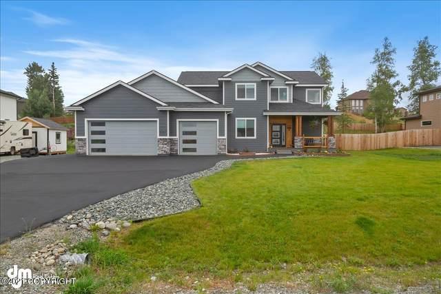5147 E Henhouse Loop, Wasilla, AK 99654 (MLS #21-12184) :: Berkshire Hathaway Home Services Alaska Realty Palmer Office