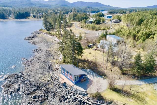 5B Mermaid Court, Coffman Cove, AK 99918 (MLS #21-1222) :: Daves Alaska Homes