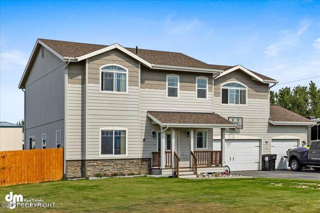 1145 N Angus Loop, Palmer, AK 99645 (MLS #21-12237) :: Berkshire Hathaway Home Services Alaska Realty Palmer Office