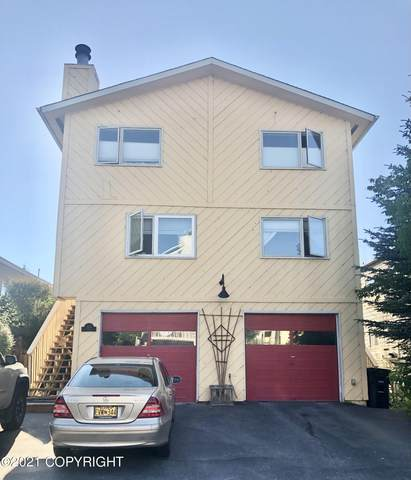 610 N Street #3, Anchorage, AK 99501 (MLS #21-12275) :: The Adrian Jaime Group | Real Broker LLC