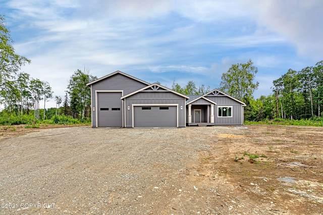 6618 E Spruce Hen Drive, Wasilla, AK 99654 (MLS #21-12414) :: Berkshire Hathaway Home Services Alaska Realty Palmer Office