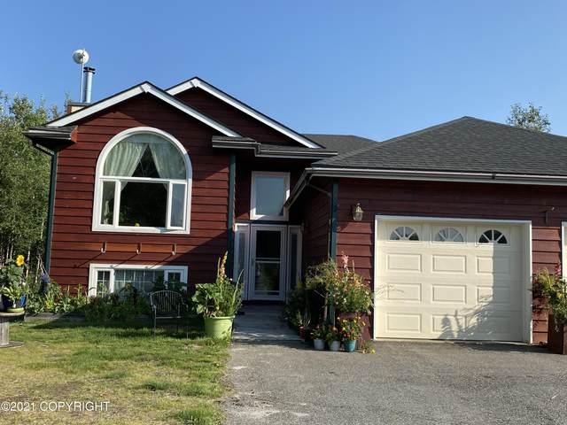 3406 Nistler Road, Delta Junction, AK 99737 (MLS #21-12551) :: Wolf Real Estate Professionals