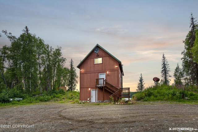 37102 S Oil Well Road, Trapper Creek, AK 99683 (MLS #21-12600) :: Wolf Real Estate Professionals