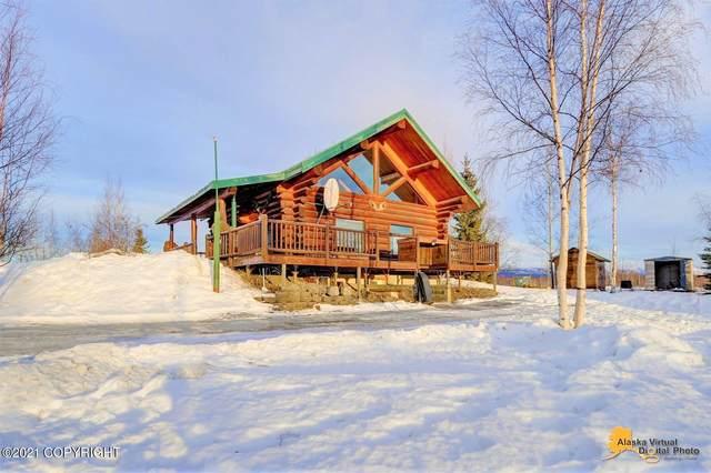 311 S Kristen Ridge Circle, Big Lake, AK 99652 (MLS #21-129) :: Powered By Lymburner Realty