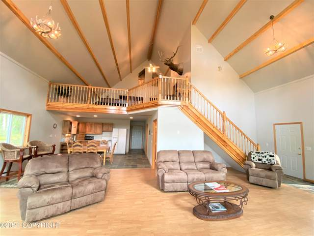 19918 E Goshawk Way, Willow, AK 99688 (MLS #21-13426) :: Daves Alaska Homes