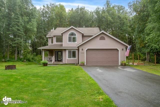 2140 W Church Ridge Drive, Wasilla, AK 99654 (MLS #21-13804) :: Wolf Real Estate Professionals