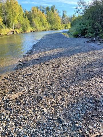 23535 W Steven Drive, Willow, AK 99688 (MLS #21-14087) :: Daves Alaska Homes