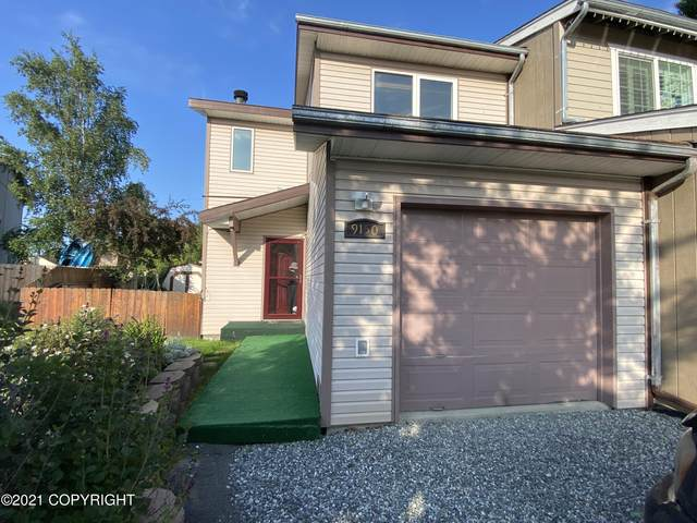 9150 Ticia Circle, Anchorage, AK 99502 (MLS #21-14203) :: RMG Real Estate Network | Keller Williams Realty Alaska Group