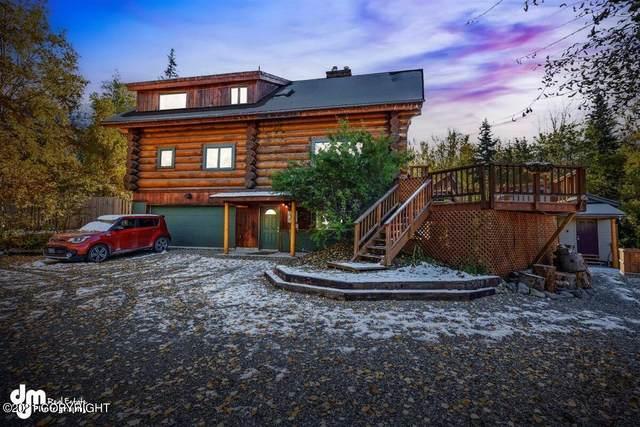 23745 Sleepy Circle, Chugiak, AK 99567 (MLS #21-14309) :: RMG Real Estate Network | Keller Williams Realty Alaska Group