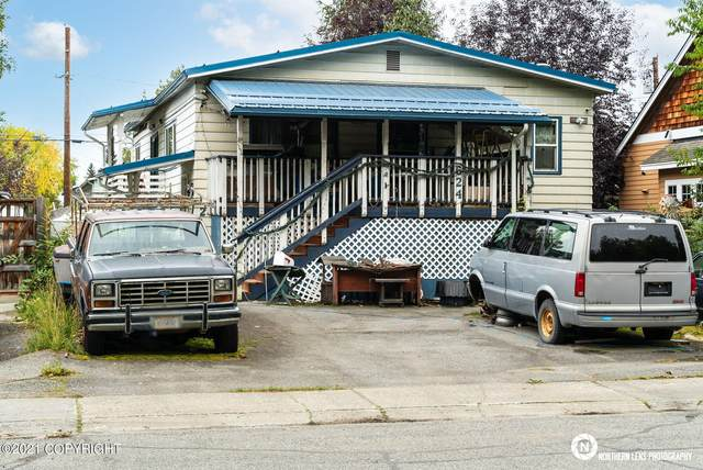 624 N Pine Street, Anchorage, AK 99508 (MLS #21-14500) :: Alaska Realty Experts