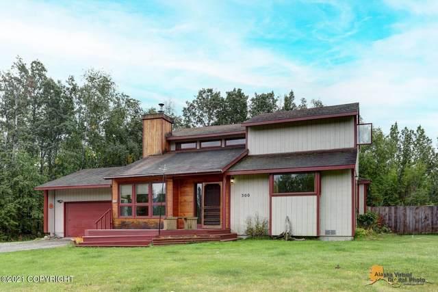300 W Scheelite Drive, Wasilla, AK 99654 (MLS #21-14559) :: Wolf Real Estate Professionals