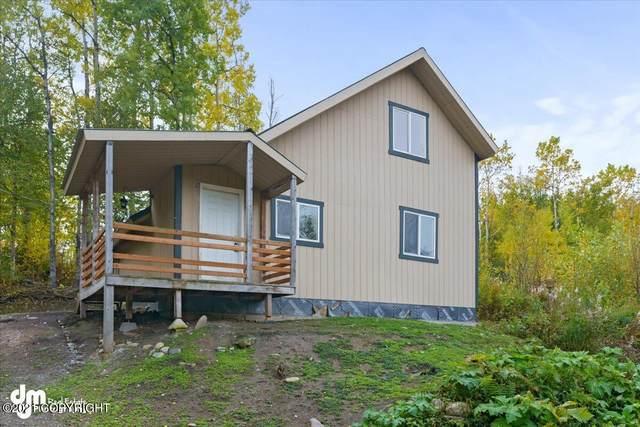 9551 Buffalo Mine Road, Palmer, AK 99645 (MLS #21-14644) :: Berkshire Hathaway Home Services Alaska Realty Palmer Office