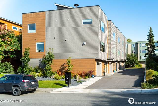 727 O Street #5, Anchorage, AK 99501 (MLS #21-14894) :: Wolf Real Estate Professionals