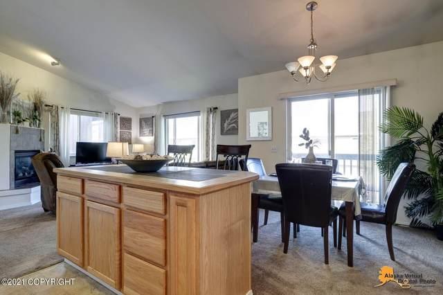 2241 Brookshire Loop #151, Anchorage, AK 99504 (MLS #21-14900) :: Daves Alaska Homes
