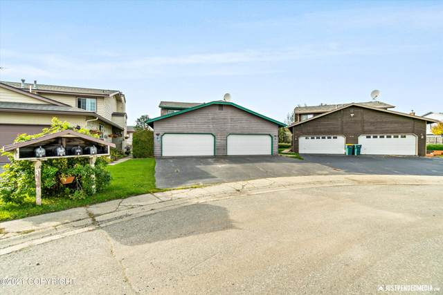 520 Misty Fjords Circle, Anchorage, AK 99508 (MLS #21-14904) :: Wolf Real Estate Professionals