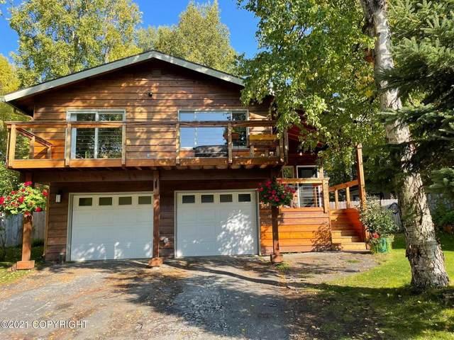 12800 Chapel Drive, Anchorage, AK 99516 (MLS #21-14942) :: Team Dimmick