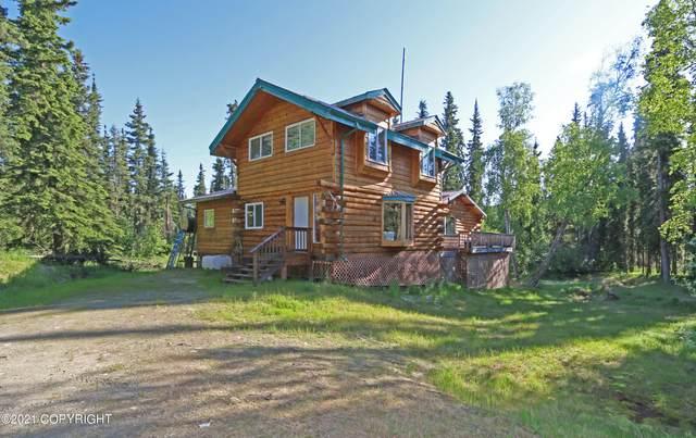 2596 Waldheim Drive, Fairbanks, AK 99709 (MLS #21-1538) :: Wolf Real Estate Professionals