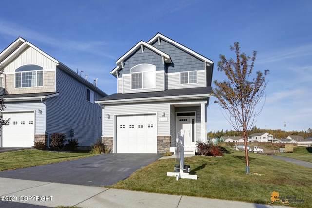8982 Dry Creek Loop #6, Anchorage, AK 99502 (MLS #21-15415) :: Daves Alaska Homes
