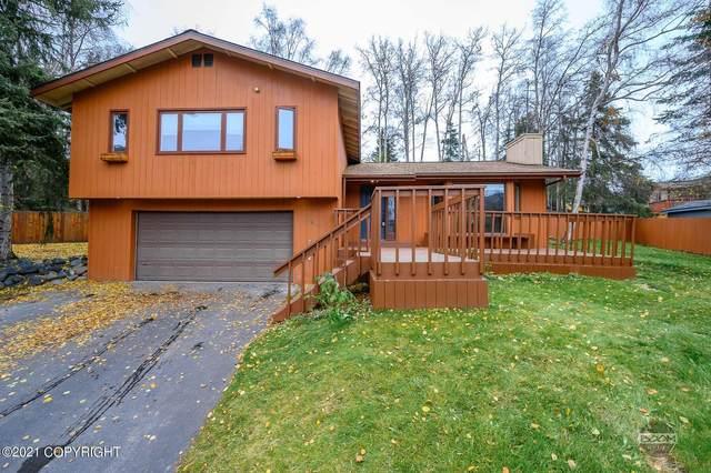9605 Saint George Circle, Eagle River, AK 99577 (MLS #21-15443) :: Daves Alaska Homes