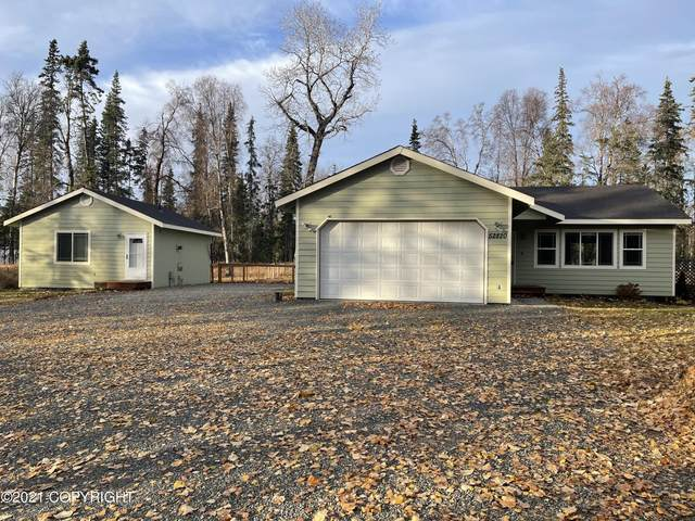 52820 Wesley Court, Nikiski/North Kenai, AK 99611 (MLS #21-15794) :: Daves Alaska Homes