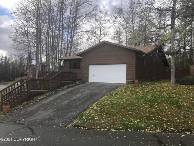 9647 Etolin Circle, Eagle River, AK 99577 (MLS #21-16022) :: Daves Alaska Homes