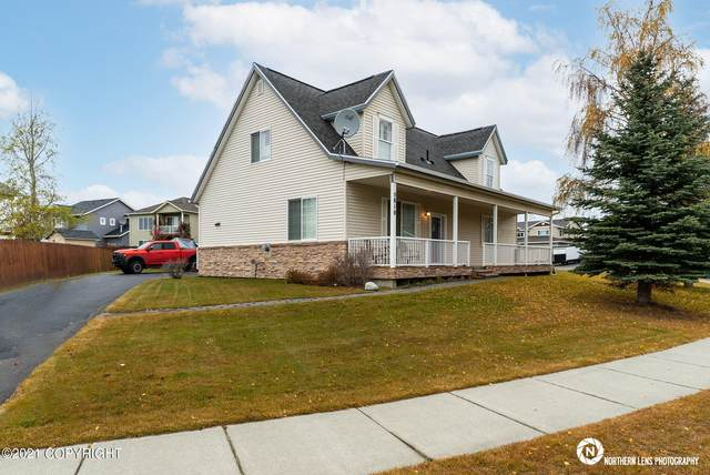 5810 Big Bend Loop, Anchorage, AK 99502 (MLS #21-16320) :: RMG Real Estate Network | Keller Williams Realty Alaska Group