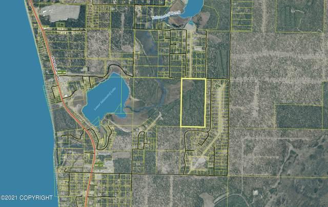 W 1/2 Ne 1/4 Lower Salamatof Avenue, Nikiski/North Kenai, AK 99611 (MLS #21-16337) :: Wolf Real Estate Professionals