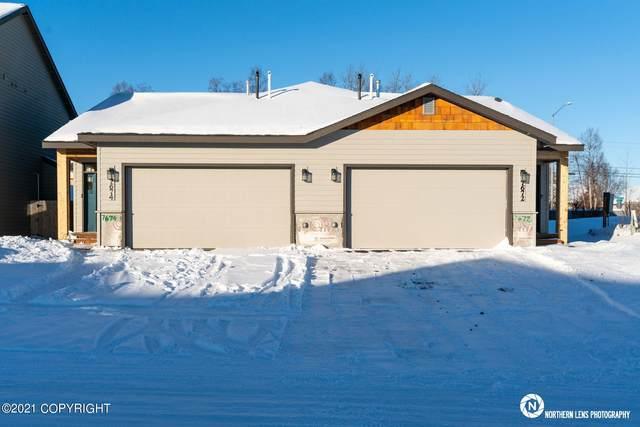7674 Gate Creek Drive, Anchorage, AK 99502 (MLS #21-1985) :: Wolf Real Estate Professionals