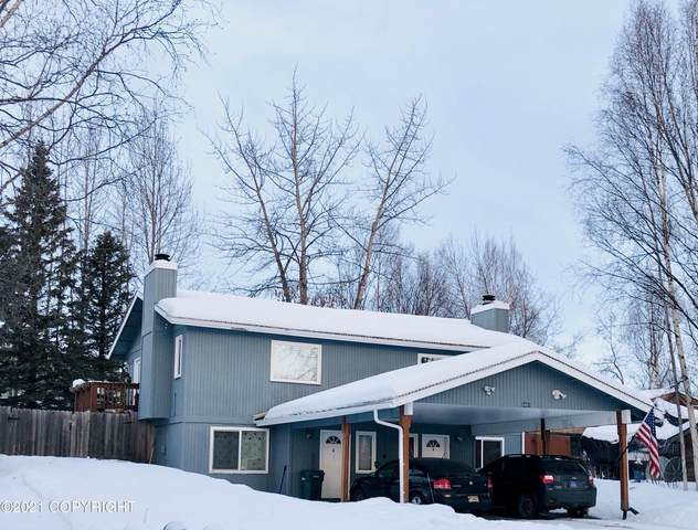 3431 Kay Court, Anchorage, AK 99507 (MLS #21-214) :: Wolf Real Estate Professionals