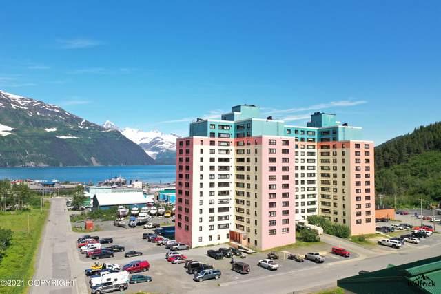 100 Kenai Street #614, Whittier, AK 99693 (MLS #21-2180) :: Wolf Real Estate Professionals