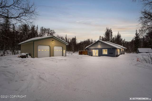 8500 Bemis Road, Palmer, AK 99645 (MLS #21-2362) :: RMG Real Estate Network | Keller Williams Realty Alaska Group