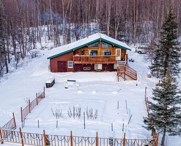 9522 N Blue Fox Drive, Palmer, AK 99645 (MLS #21-279) :: Wolf Real Estate Professionals