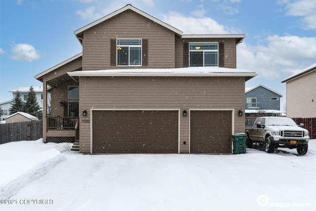 7332 Tyre Drive, Anchorage, AK 99502 (MLS #21-303) :: Wolf Real Estate Professionals