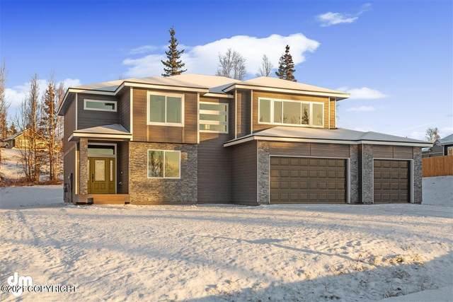 L4 B3 E Gateway Drive, Palmer, AK 99645 (MLS #21-3160) :: Wolf Real Estate Professionals