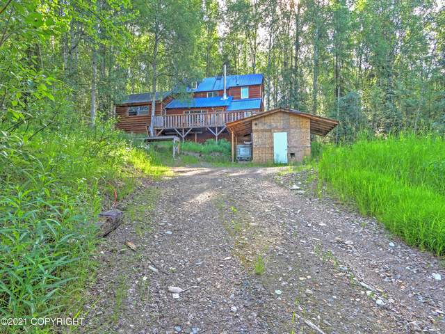 1526 Fools Gold Road, Fairbanks, AK 99712 (MLS #21-3251) :: Daves Alaska Homes