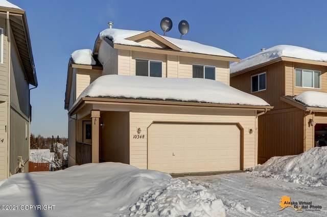 10348 Ridge Park Drive, Anchorage, AK 99507 (MLS #21-3536) :: Team Dimmick