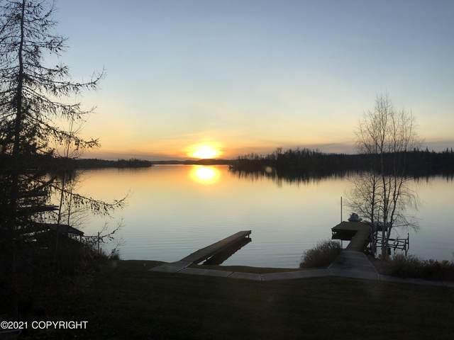 3542 S Peninsula Drive #4, Big Lake, AK 99652 (MLS #21-3794) :: Powered By Lymburner Realty